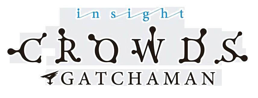 ガッチャマン クラウズ ロゴ